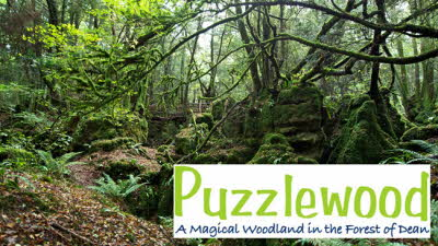 Offer image for: Puzzlewood - £2.00 off a family ticket