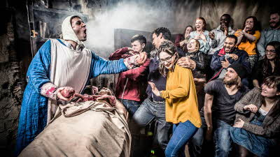 Offer image for: York Dungeon - Up to 35% discount - Pre-booking required