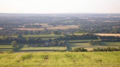 Freemantle Park Farm, RG26 5UD, field, sky