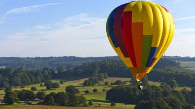 Offer image for: Scenes Above - Taunton, Somerset (Ballooning) - 10% off for Members of the Caravan and Motorhome Club.