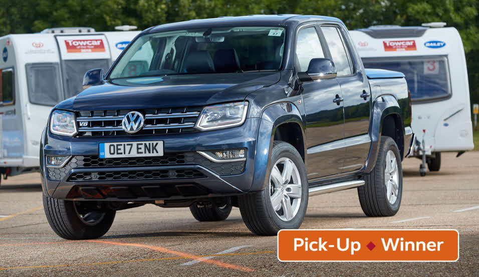 Volkswagen Tow Cars | The Caravan Club
