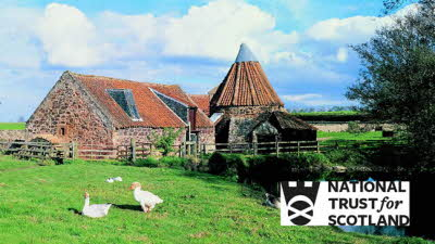 Offer image for: Preston Mill & Phantassie Doocot - One free child when accompanied by one full paying adult