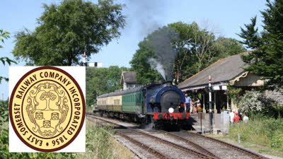 Offer image for: East Somerset Railway - Two for the price of one - Pre-booking required
