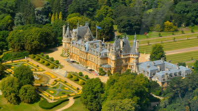 Offer image for: Waddesdon Manor - Discounted admission to the House and Gardens - Adults £18 Children £9.50.