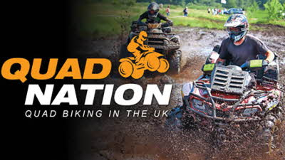 Offer image for: Quad Nation - Skipton, NorthYorkshire - 10% off for Members of the Caravan and Motorhome Club.