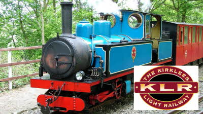 Offer image for: Kirklees Light Railway - Two for the price of one.