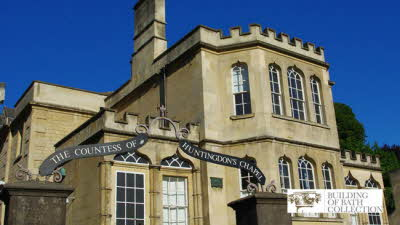 Offer image for: Museum of Bath Architecture - Two for the price of one