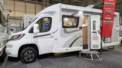 Vehicles 4 Leisure Elddis Prestige 185