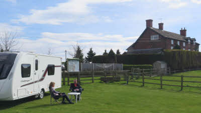 Eaton Hall Farm, CW9 8PR