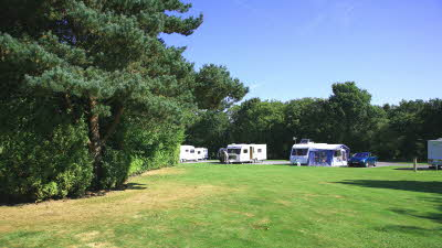 Stover Caravan Club Site