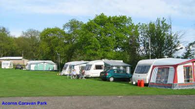 Acorns Caravan Park, CW7 2BF