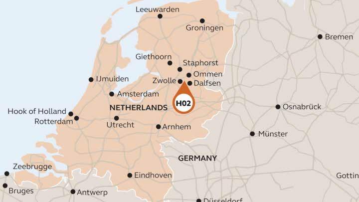 Netherlands Cycling Tour | The Caravan Club