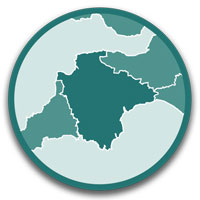 click this icon to see a list of caravan and motorhome sites and parks in Devon
