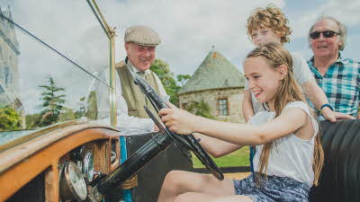 Offer image for: Beaulieu - 1/3 off full price admission for up to four people.