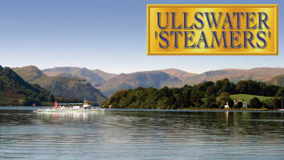 Offer image for: Ullswater 'Steamers' - 10% off Cruise All Piers Passes when booked in advance online