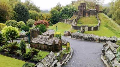 Corfe Castle Model Village