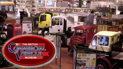 Offer image for: British Commercial Vehicle Museum - Two for the price of one