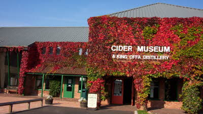 Offer image for: Cider Museum - Two for the price of one or £1 off single admission