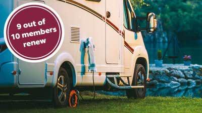 Gadget Insurance | The Caravan Club