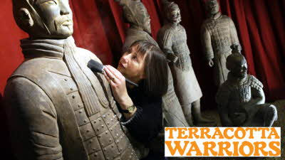 Offer image for: Terracotta Warriors Museum - Two for the price of one.