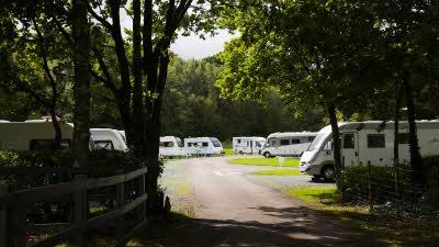 Rookesbury Park Club site