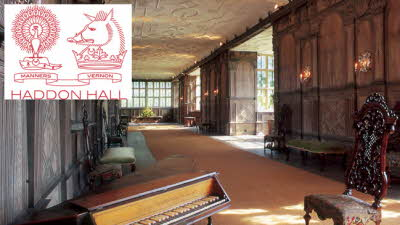 Offer image for: Haddon Hall - Two for the price of one