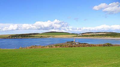 Port Logan Caravan Site, DG9 9NJ, Sandhead, Scotland