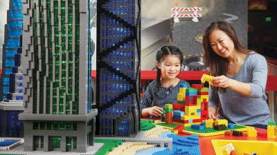Offer image for: Legoland Discovery Centre - Up to 32% discount - Pre-booking required