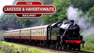 Offer image for: Lakeside & Haverthwaite Railway - One free child when accompanied by one full paying adult