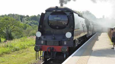 East Lancs Railway, Burrs Country Park